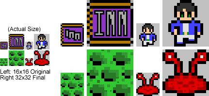 pixel art 16x16 tutorial